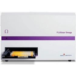Lector de microplaca fluostar omegafluorescencia