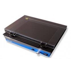 Transiluminador uv dual 312365 nm mod.10030