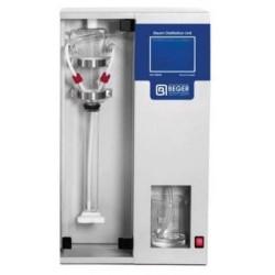 Destilador proteina  semi automatico sdu100