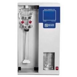 Destilador automatico de proteina  mod. Sdu 300