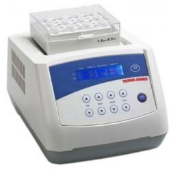 Thermo shaker incubador y enfriamiento