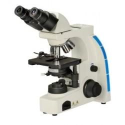 Microscopio binocular luz led