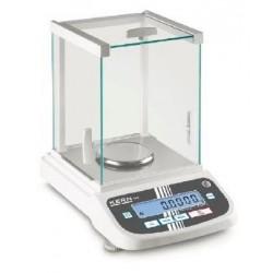 Balanza analítica 0,1 mg : 210g calibración int.