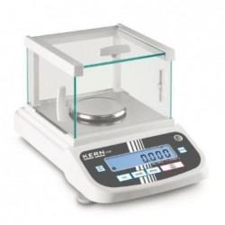 Balanza analítica 0,1mg :120g calibración int.