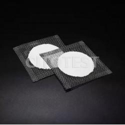 Rejilla ceramica libre asbesto 20x20 mm