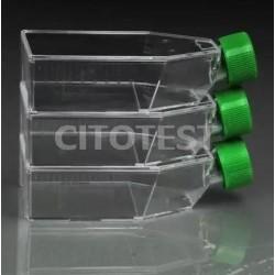 Botella cultivo 50 ml tapa con filtro10unid